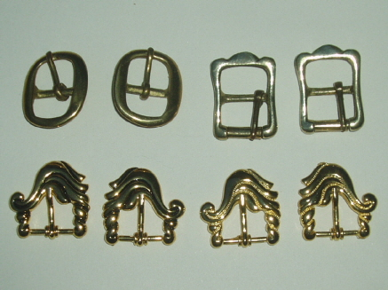 20mm Buckles for Corset Belts