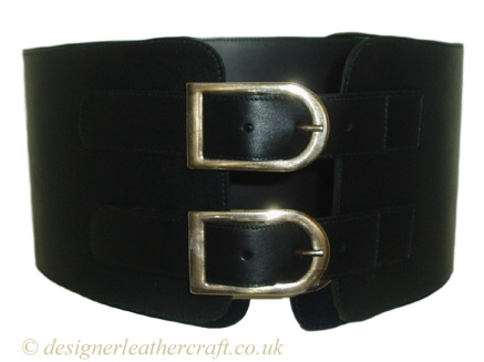 Corset Belt Buckled on Second Hole 29 inches