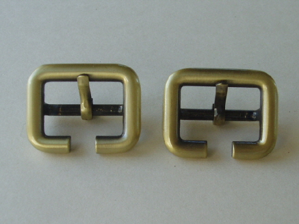Old Brass Look 25mm Full Buckles B