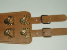 Plain and Fancy Buckles for Corset Belts