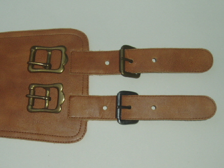 Roller Buckles for Corset Belts