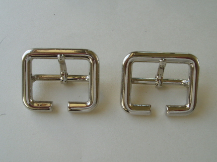 Silver Colour 30mm Full Buckles B