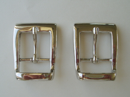 Silver Colour 30mm Full Buckles R