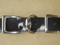 Silver Colour Buckles for 37 mm Cowhide Belt